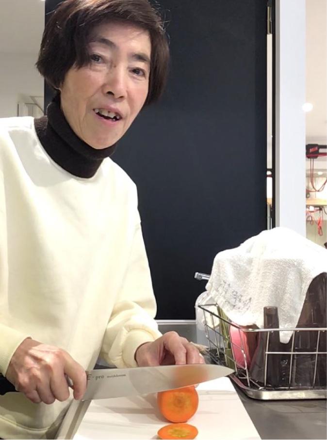 ウェルビスタ リハビリ通信 また、孫にカレーを食べさせたい!
